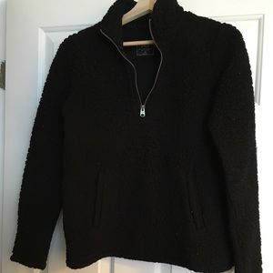 Lot of Abercrombie Sherpa Half-Zip Pullovers